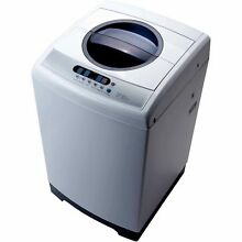 RCA 1 6 Cu Ft Portable Washer  White