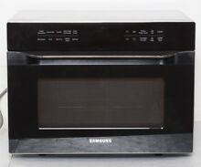 Samsung MC12J8035CT Black Stainless Steel Convection Microwave oven 1 2 CuFt N10