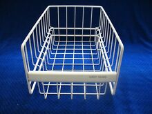 Maytag Side by Side Refrigerator Freezer basket PN  69348 1  B163