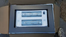 GE Deluxe 30 in  Built In Microwave Trim Kit  Color   Slate  JX9153EJES