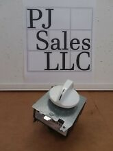 Fisher Paykel Dryer Timer w  Knob  Tested PN WE4M321  P275