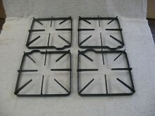 Kenmore Gas Range Burner Grates  Set Of 4 PN WB49K0023  E242
