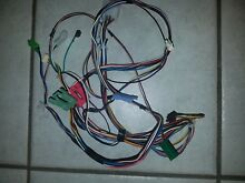 Frigidaire Front Load Washer OEM  Wire Harness 134743400 137104600