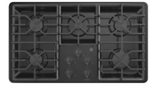 GE jgp3036dl1bb cooktop Brand new 36  cooktop Natural Gas