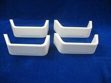 Maytag Side by Side Refrigerator Door Bin  set of 4 PN  61003405  B302