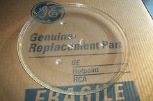 WB49X10097 Genuine GE Microwave Turntable Cooking Glass Dish Tray Plate