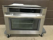 Jenn Air JBS7524BS   24  Built In Single Electric Steam Oven Convection