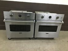 3 pc set  Viking Range Top 42   and 2 Vikings 30  Single Wall Ovens VESO5302SS