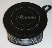 NuWave Pic 30351 Portable Precision Pro 1800 Watts Induction Cooktop Countertop
