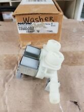 Maytag Whirlpool 12002242 Washer Water Valve with Thermister Kit OEM