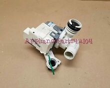 Samsung Washer drain pump  DC97 17349B