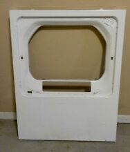 GE Stacked Washer Dryer OEM Front Dryer Panel WE20M472
