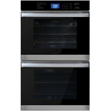 Sharp SWB3052DS 30  Electric Double Wall Oven  5 0   5 0 CF Convection Stainless
