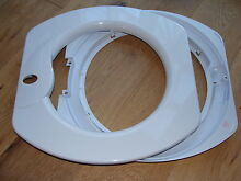 GENUINE HOTPOINT   CREDA TUMBLE DRYER DOOR FRAME KIT SPARES   PARTS