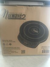 NUWAVE 30151 AR INDUCTION COOKTOP PORTABLE DORM BURNER 1300 WATT