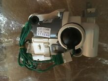 SAMSUNG WASHER DRAIN PUMP ASSY  NEW  DC97 17349B