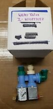 Kenmore Whirlpool  W10873098 Refrigerator Water Valve  Kitchenaid  Jenn Air