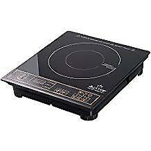 Max Burton 6400 Digital Choice Induction Cooktop 1800 Watts LCD Contro