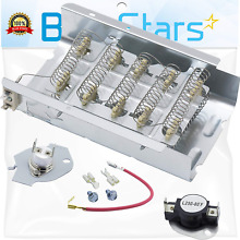 Dryer Heating Element 3387747 Kit w Thermostat Fuse   Whirlpool Kenmore Heater