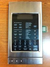 Sharp Microwave Convection R 1874 T OEM Replacement Button Keypad