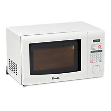 Avanti 0 7 Cubic Foot Capacity Microwave Oven 700 Watts White MO7191TW