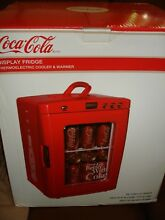 Coca Cola  Koolatron KWC25 0 88 cu  ft  Beverage Cooler Refrigerator  NEW