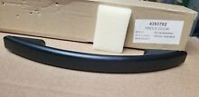 4393782 Whirlpool OTR Microwave Door Handle Black