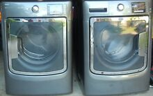 Maytag Maxima 11 cycle Washer and Dryer with Steam Fresh Option
