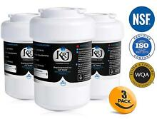 3 GE MWF Water Filter Compatible Replacements   Upgrade For GE Water Filter MWF
