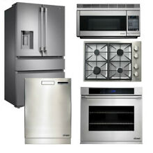 Dacor Appliance 5 Piece Kitchen Package with Cooktop   Oven
