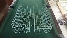 Maytag Dishwasher Lower Dishrack Assembly 12001330   Preowned from WU504 Rack