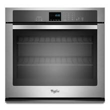 Whirlpool WOS51EC0AS 30  Electric Wall Oven w  SteamClean   Stainless Steel