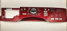 C55 WHIRLPOOL COVER PANEL  Red W10294300 W10164540