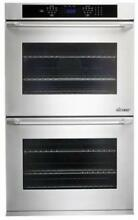 Dacor  Epicure ECS230SCH 30  Double Wall Oven Stainless Steel