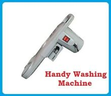 Portable Small Hand Washing Machine PG Users Wonderful Handy Washing Bucket Use