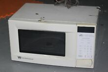 White  Westinghouse  used microwave oven