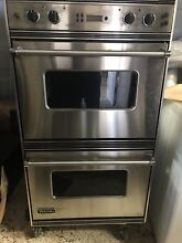 Viking  double wall oven  Perfect Condition Used A Couple Times