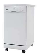 SPT SD 9241W Energy Star Portable Dishwasher  18 Inch  White