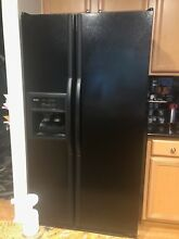 GE Profile 4 Matching Appliance Bundle All Black  Excellent working condition