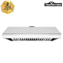 Thor Kitchen 48  Under Cabinet Range Hood Anti fingerprint Vent Fan HRH4806U
