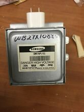 WB27X10880 REPLACEME MAGNETRON FOR GE  MICROWAVE