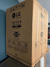 LG DLG3171W 7 4 cu  ft  Ultra Large Capacity Gas Dryer w  NFC Tag On Technology