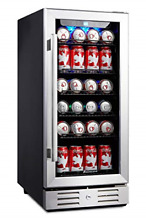 Kalamera 15  Beverage cooler 96 can built in Single Zone Touch Control