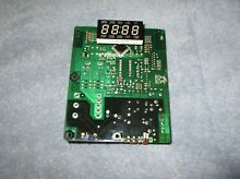 WB27X10523 RA 0TR7L Hotpoint GE Microwave Oven Power Control Board display PCB