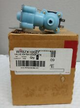 WR57X10027 GE Water valve for Icemaker  Brand new  excellent condition