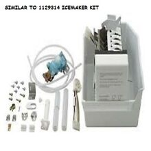 1129314 kenmore Whirlpool FSP Automatic Icemaker Kit