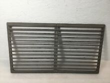 Jenn Air Grill Grates For Electric Downdraft Range Pre owned Older style