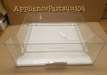 NEW  Whirlpool Refrigerator Large Crisper Drawer W10758540 W10671637  NEW