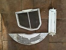 WHIRLPOOL KENMORE SEARS MAYTAG LINT TRAP ASSEMBLY 3 PIECE SET