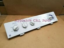 GE Washer console with Timer 175d4232p021
